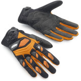 KTM OEM Parts 2014 Deflector Gloves -  ATV Gloves