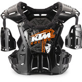 KTM OEM Parts 2015 Quadrant Chest Protector - Chest & Back Protection