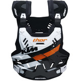 KTM OEM Parts 2015 Sentinel XP Chest Protector - Chest & Back Protection
