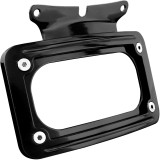 Kuryakyn Curved License Plate Mount