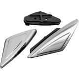 Kuryakyn Shark Tooth Fender Accents - Cruiser Fairing Kits and Accessories