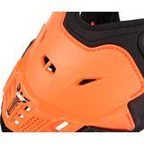 Orange/Black Detail