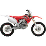 Limited Decal Rim Decals - Honda - Dirt Bike Trim Decals