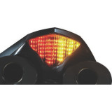 Lockhart Phillips LED Tail Light With Integrated Turn Signals - Headlights & Accessories