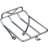 MC Enterprises Rear Fender Mini Rack - Deluxe - Cruiser Tail Bags