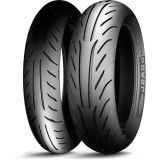 Michelin Power Pure SC Tire Combo - Motorcycle Tire and Wheels