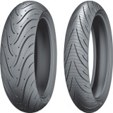 Michelin Pilot Road 3 Tire Combo - Motorcycle Tire and Wheels