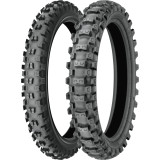 Michelin 125 / 250F Starcross Tire Combo