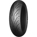 Michelin Pilot Road 4 Rear Tire - Michelin Motorcycle Tires