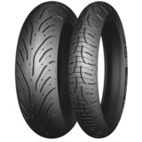 Michelin Pilot Road 4 Tire Combo