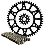 Mika Metals Chain & Sprocket Kit