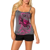 Metal Mulisha Women's Leslie Cami