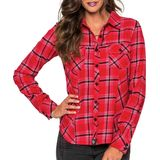 Metal Mulisha Women's Nightmare Flannel - Utility ATV Womens Casual