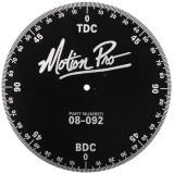Motion Pro Timing Degree Wheel - Cruiser Engine Parts & Accessories