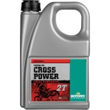 Motorex Cross Power 2T Premix Oil - Dirt Bike Fluids and Lubrication