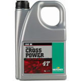 Motorex Cross Power 4T Oil -  ATV Fluids and Lubrication