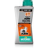 Motorex KTM Racing 4T Oil - Fluids & Lubricants
