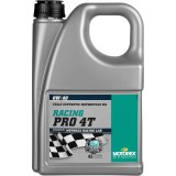 Motorex Racing Pro 4T Oil - Fluids & Lubricants