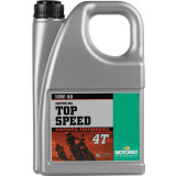 Motorex Top Speed 4T Oil - Fluids & Lubricants