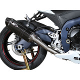 M4 MC-36 Standard Full System Exhaust - M4 Exhaust For Motorcycles