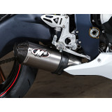 M4 Street Slayer Full System Exhaust - M4 Performance Exhaust Motorcycle Products