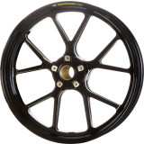 Marchesini Forged Magnesium SBK Rear Wheel With Sprocket Carrier Kit - Motorcycle Rims & Wheels