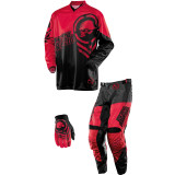 MSR 2014 Metal Mulisha Optic Combo - MSR Riding Gear