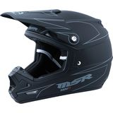 MSR 2016 MAV-3 Helmet - Pinstripe - MSR Dirt Bike Riding Gear