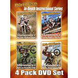 Video: DirtWise With Shane Watts DVD 4-Pack Set