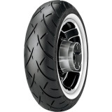 Metzeler ME888 Marathon Ultra Triple Eight Rear Tire - Wide Whitewall - Metzeler Cruiser Products