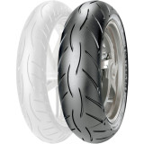 Metzeler M5 Sportec Interact Rear Tire - 190 / 55R17 Motorcycle Tires