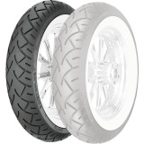 Metzeler ME880 Front Tire - Wide Whitewall -