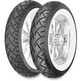 Metzeler ME880 Marathon Tire Combo - Wide Whitewall -