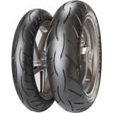 Metzeler Sportec M5 Interact Tire Combo -