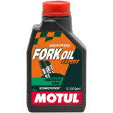 Motul Expert Line Synthetic Blend Fork Oil - Utility ATV Suspension and Maintenance