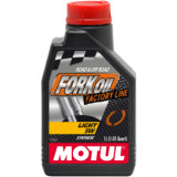 Motul Factory Line Synthetic Fork Oil - Utility ATV Suspension and Maintenance