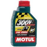 Motul 300V 4T Competition Synthetic Oil - Fluids & Lubricants