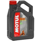 Motul 800 2T Pro Racing Premix -  ATV Fluids and Lubrication