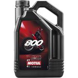 Motul 800 2T Pro Racing Premix - Motul Utility ATV Products