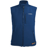 Mobile Warming Classic Softshell Vest -  Motorcycle Rainwear and Cold Weather