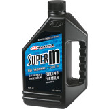 Maxima Super M 2-Stroke Oil - Dirt Bike Fluids and Lubrication