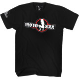 Moto XXX Perfect Circle T-Shirt - ICON Dirt Bike Casual