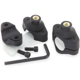 National Cycle Quickset Handlebar Mounts -  Motorcycle Controls