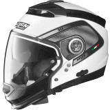 Nolan N44 Trilogy Helmet - Tech -  Motorcycle Flip Up Modular Helmets
