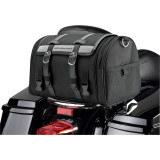 Nelson-Rigg CTB-1010 Deluxe Roll Tail Bag - Nelson-Rigg Cruiser Products