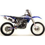 N-Style 2012 Accelerator Graphics Kit - Yamaha - Dirt Bike Graphic Kits With Seat Covers