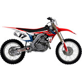 N-Style 2015 Basics Graphics Kit - Honda - N-Style Dirt Bike Graphic Kits