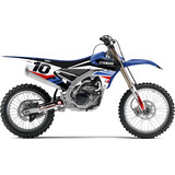 N-Style 2015 Basics Graphics Kit - Yamaha - N-Style Dirt Bike Graphic Kits
