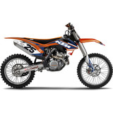 N-Style 2015 Basics Graphics Kit - KTM - N-Style Dirt Bike Graphic Kits
