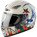 Nitro Helmet - Tattoo - NITRO-HELMETS Motorcycle helmets-and-accessories